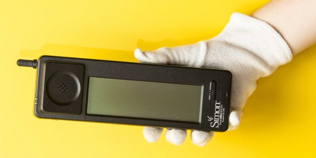primo smartphone della storia