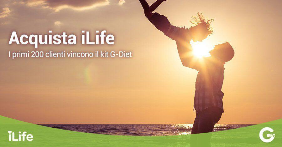 prodotto vita iLife di Genertel