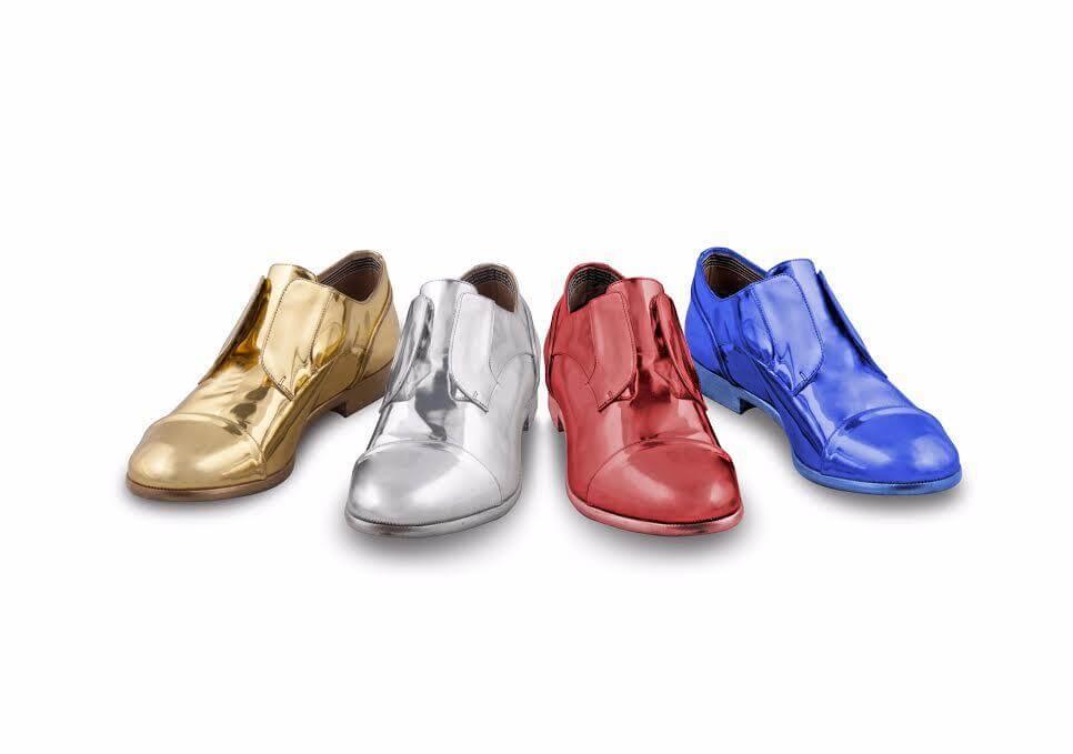 scarpa senza lacci dandy mirror