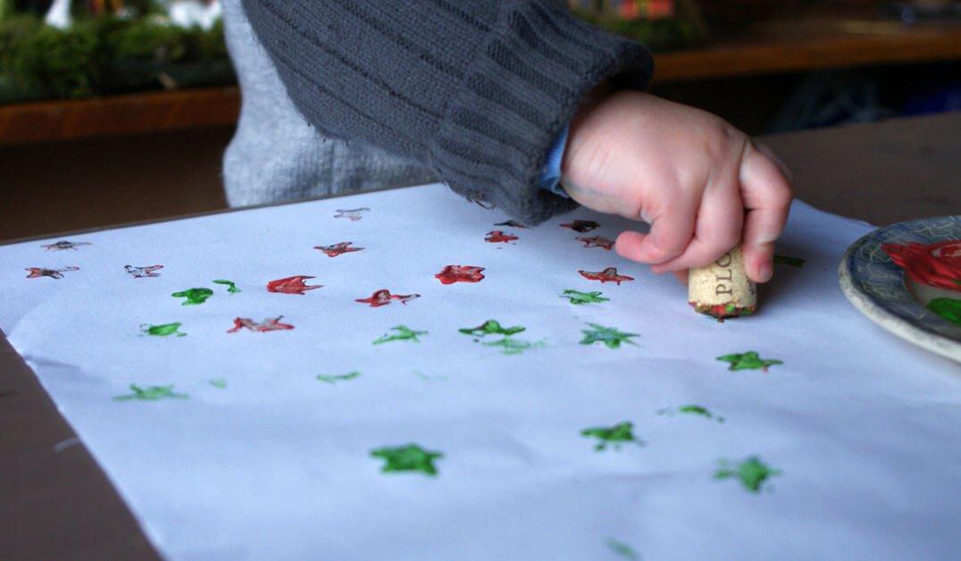 Carta regalo personalizzata attività manuali per bambini chizzocute