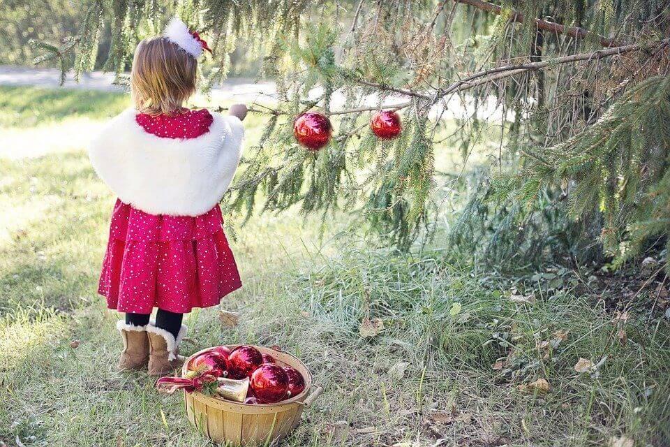 Vestiti di Natale bambino