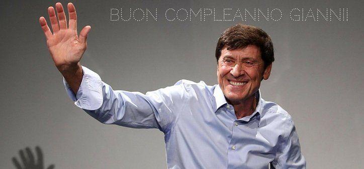 compleanno Gianni Morandi