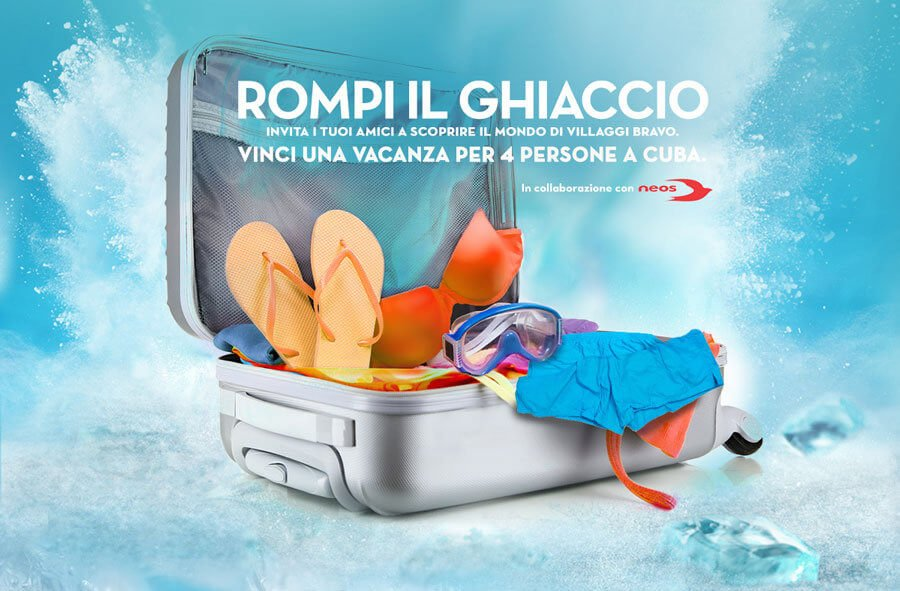 concorso Rompi il Ghiaccio Alpitour