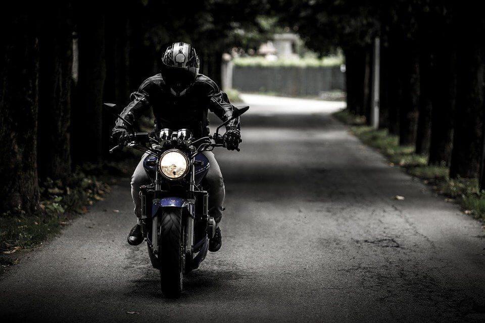 ragalo per un motociclista
