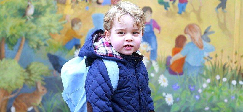 Baby George scuola Montessori