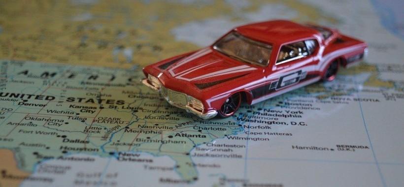 RCA auto a km