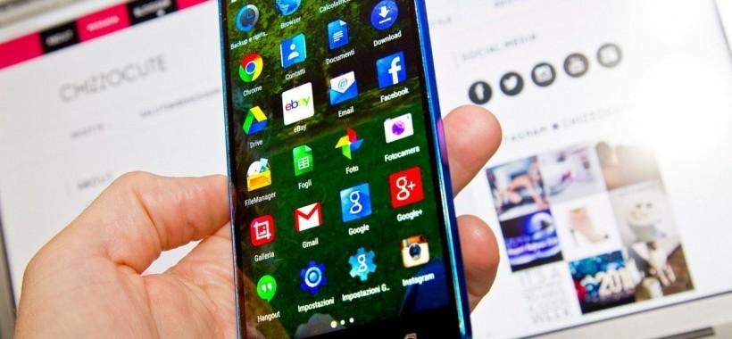 Stonex smartphone francesco facchinetti