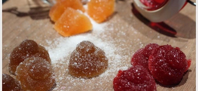 caramelle gelèe gommose agar agar