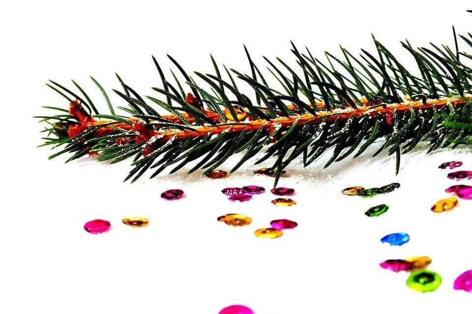 come disfare albero Natale