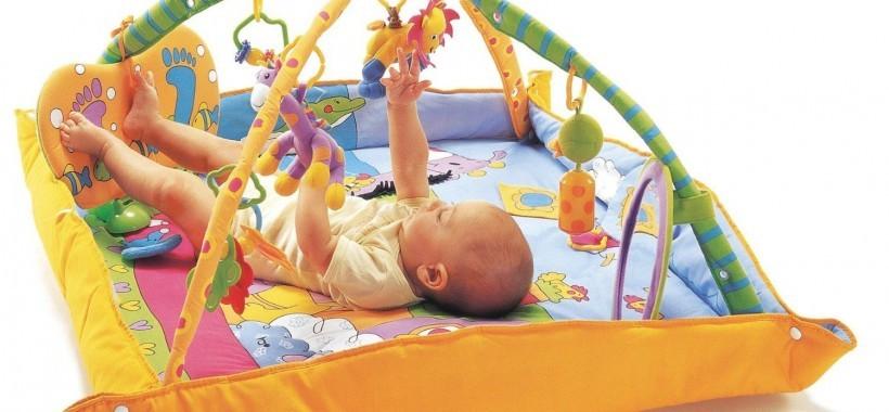 giochi prima infanzia tappetino