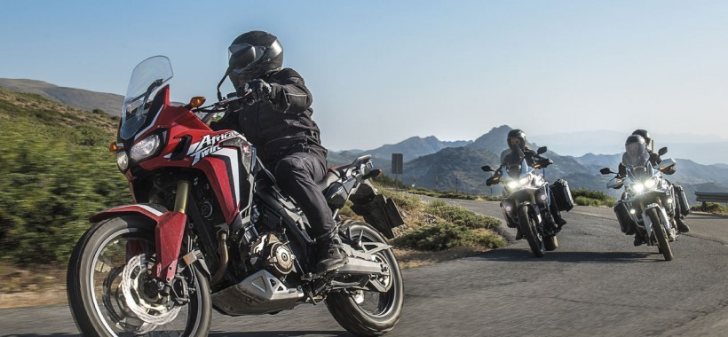 honda moto crf1000 africa twin
