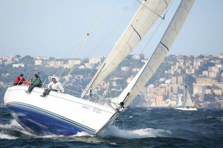barca a vela per principianti 5 regole di bordo