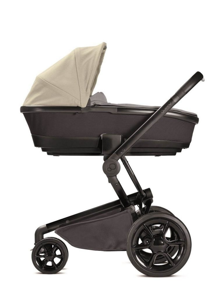 76609720 Quinny Stroller Foldable Carrycot Moodd Grey Reworked Grey 2016
