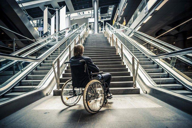 abbattere le barriere architettoniche disabilità