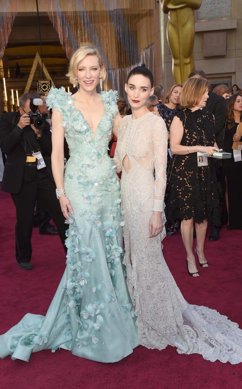 Cate e Rooney