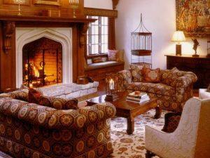 Arredare il soggiorno in stile inglese | Chizzocute