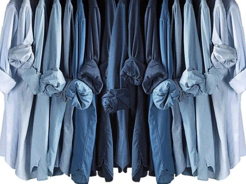 Camicia jeans come abbinare