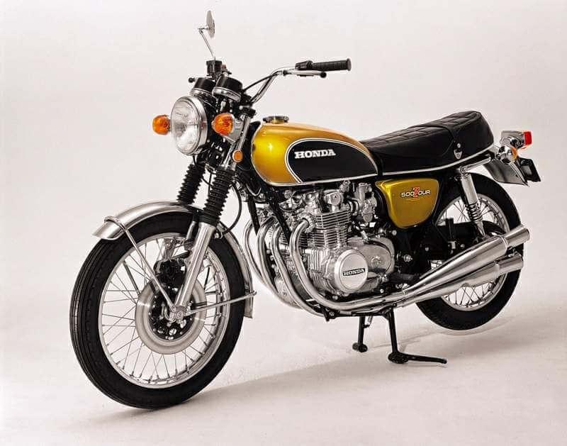 Moto storiche Honda CB 500 FOUR