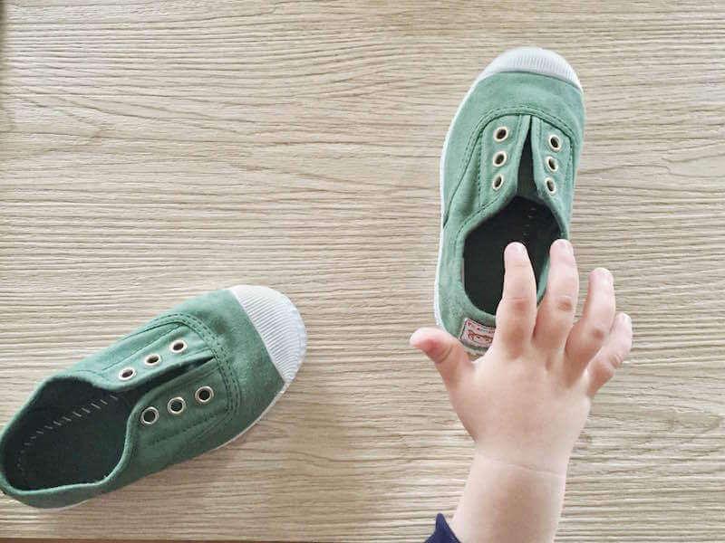Pisamonas scarpe bambini