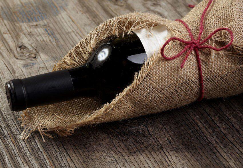 Regali originali festa del papà vino