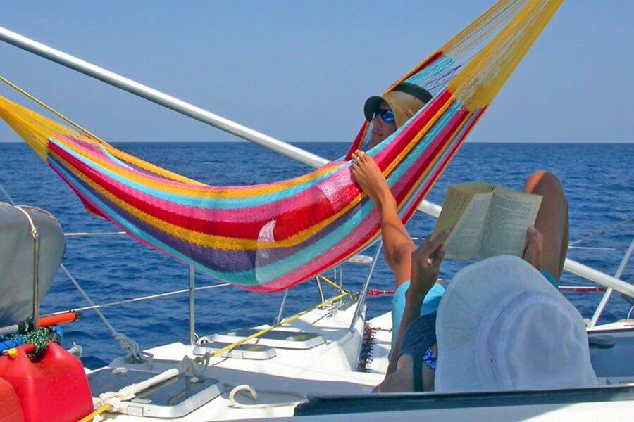 Tipi da barca a vela Romantic
