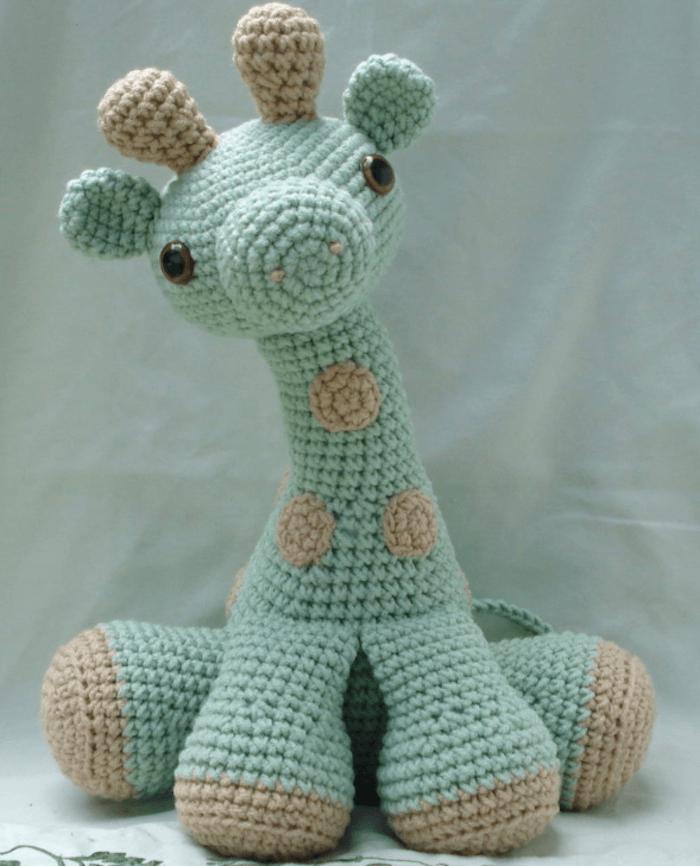 animali-uncinetto-amigurumi-giraffa