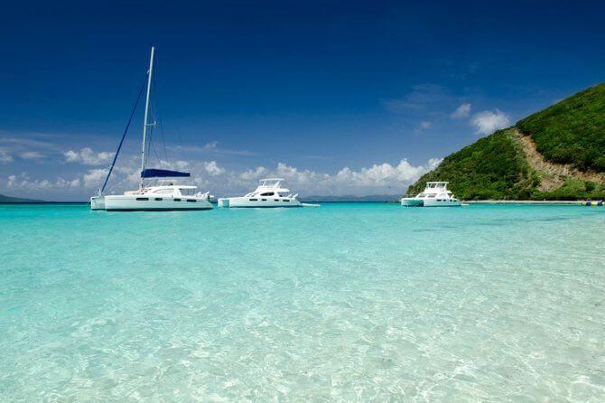 caraibi barca a vela