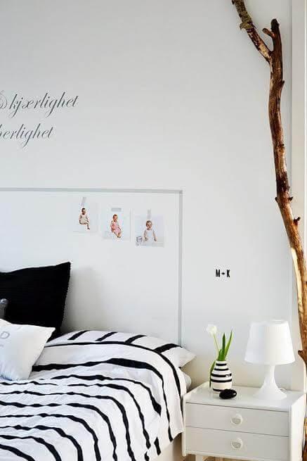 Idee per decorare la testata del letto matrimoniale in maniera fai da ...