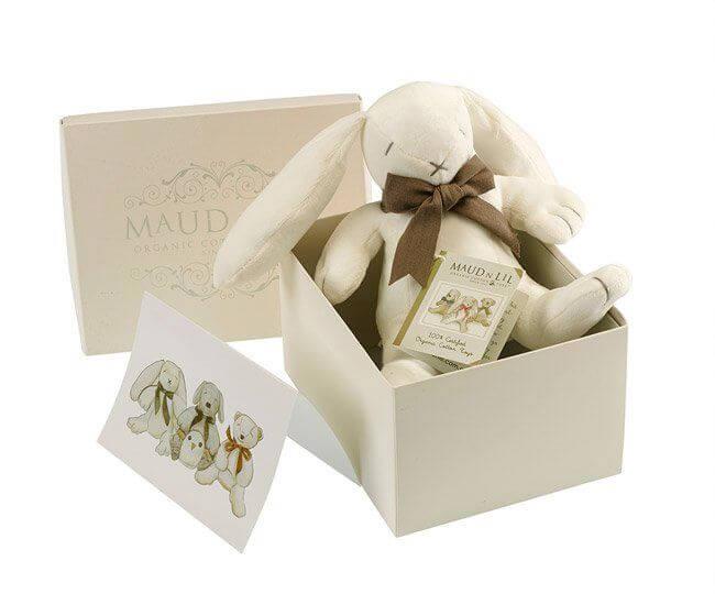 giocattoli per neonati in cotone organico maud n lil