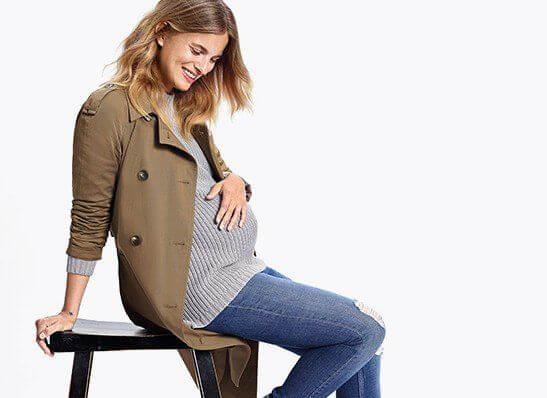 super popolare 4145d 84d0a Outfit premaman: i look più alla moda per la gravidanza con ...