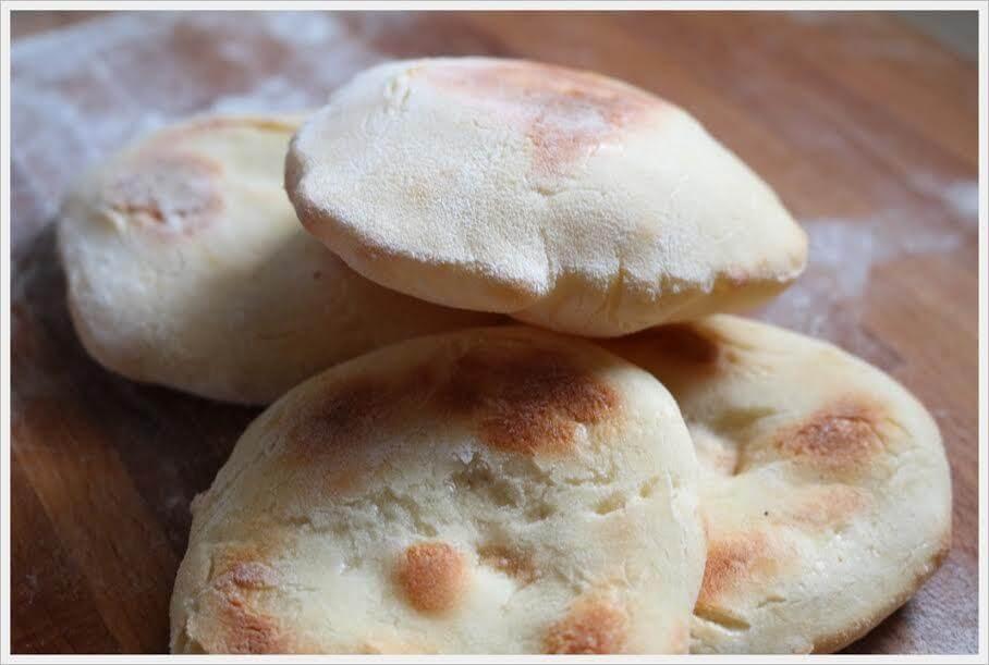 pane arabo ricetta