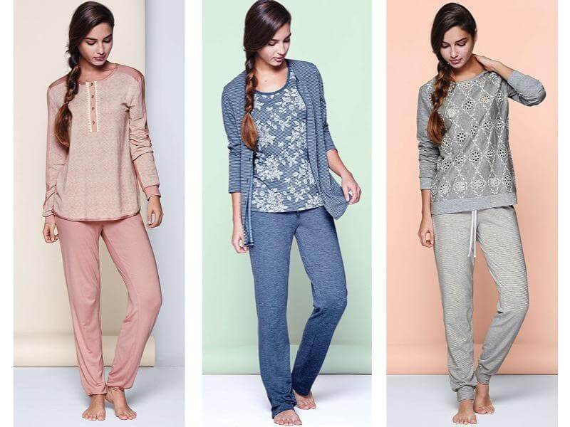 vasta selezione di 72b45 5bd7e Collezioni pigiama donna: i pigiami Tezenis, Oysho e Intimissimi ...
