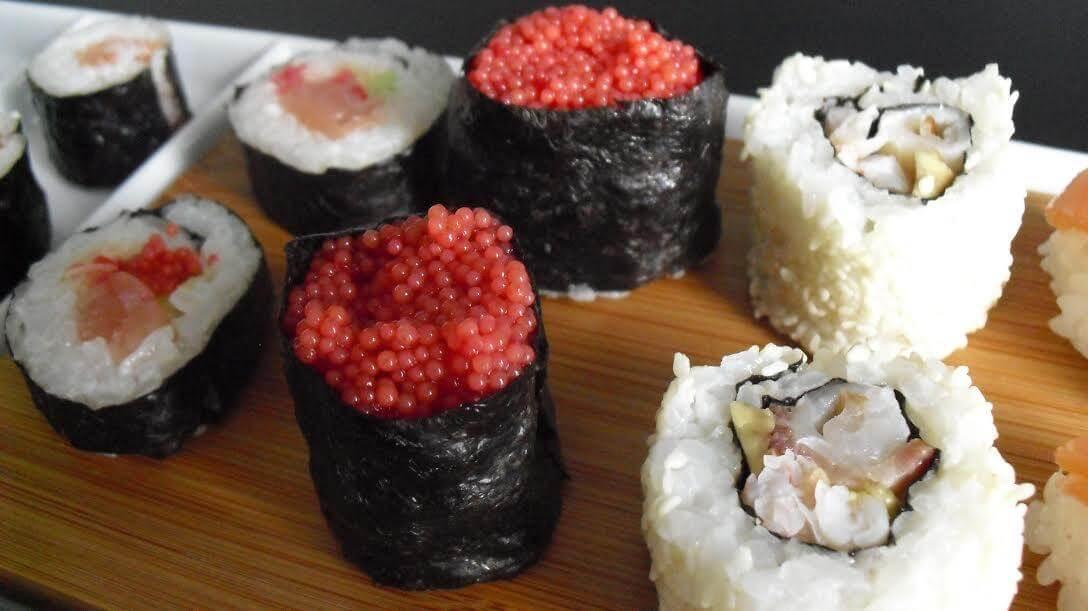 sushi tipi