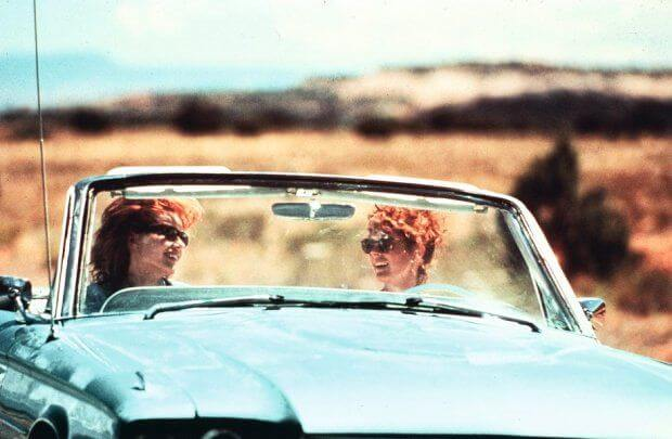 thelma e louise auto
