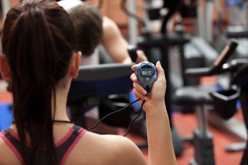 timing ridotti fitness