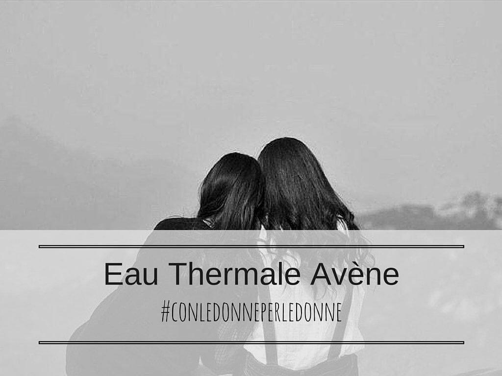 Eau Thermale Avene