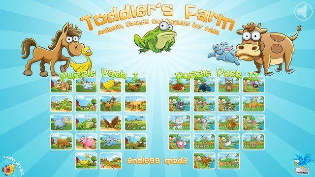 App per bambini - la fattoria dei bambini