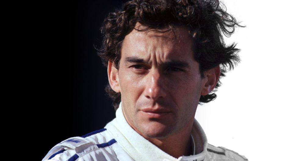 Ayrton Senna morte