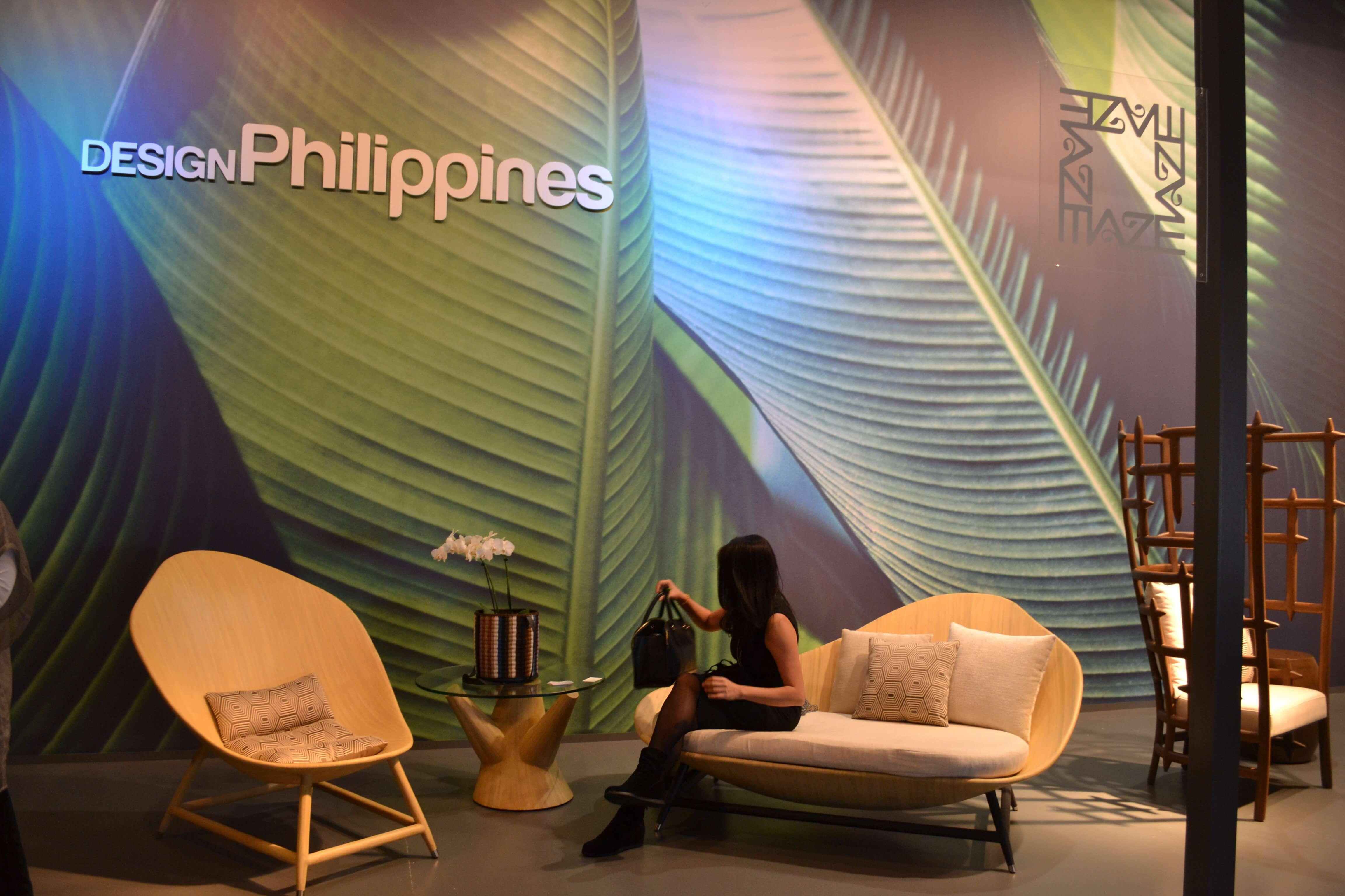 Le filippine al salone del mobile 2016 chizzocute for Fiera del mobile rho 2016