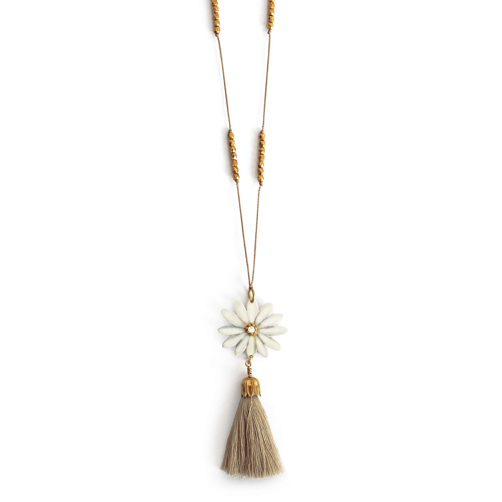 collana talismano daisy luliart bijoux