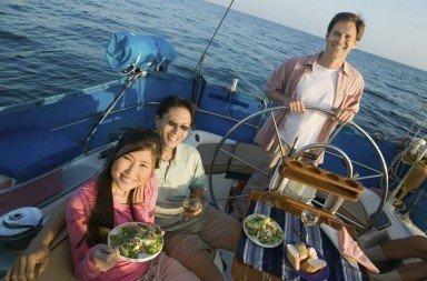 mal di mare cosa mangiare barca a vela