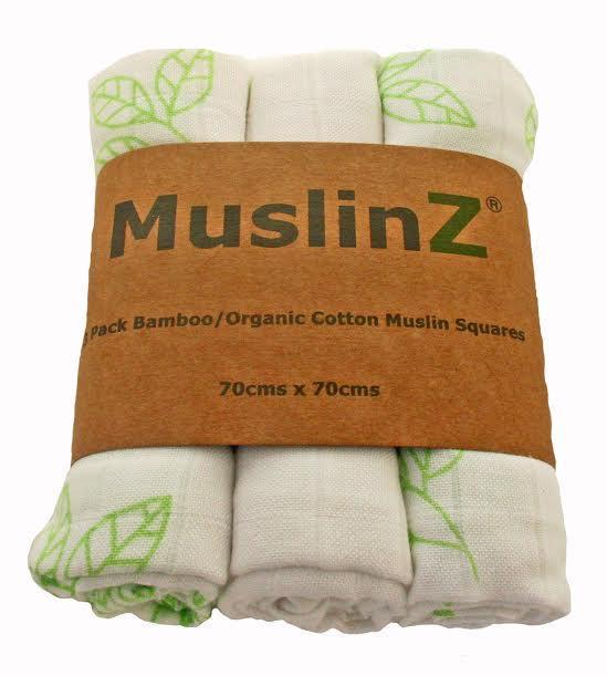mussole di MuslinZ cotone organico