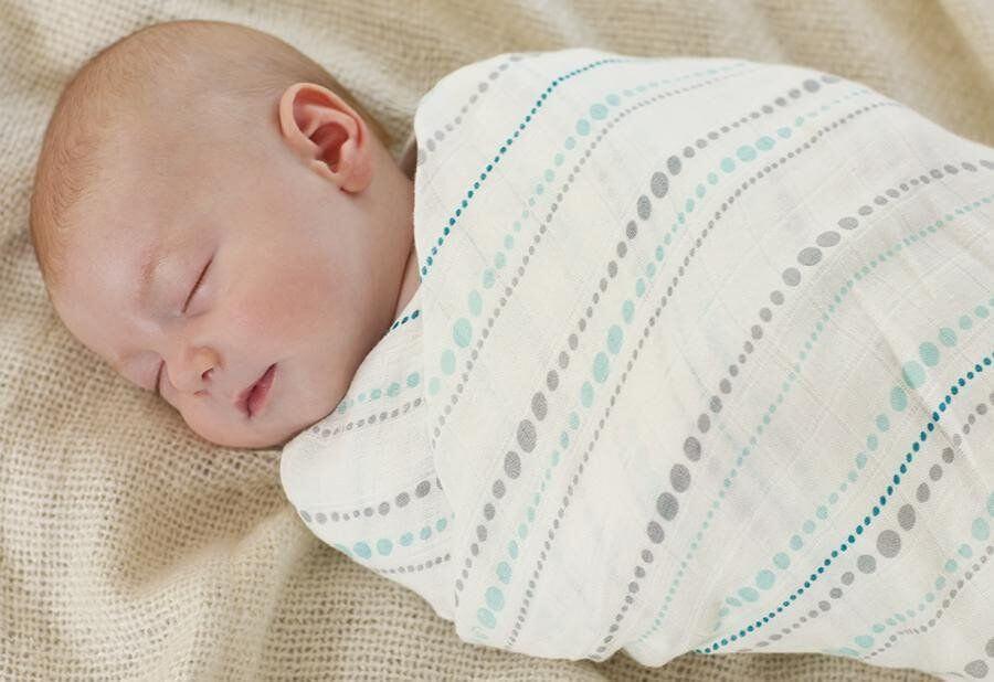 mussole per neonato teli garzati