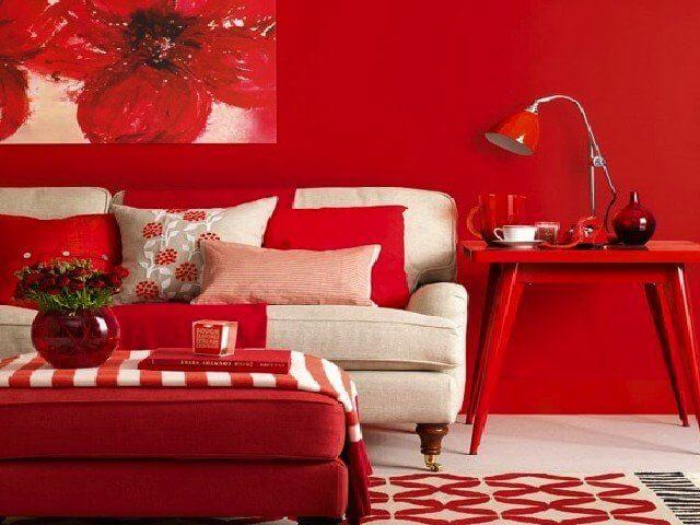 significato colori casa rosso