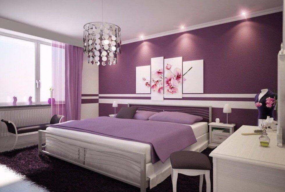 significato colori casa viola