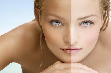 make up effetto bronze