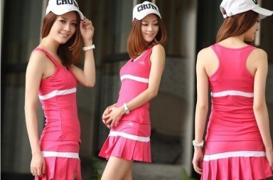 outfit ispirati al tennis