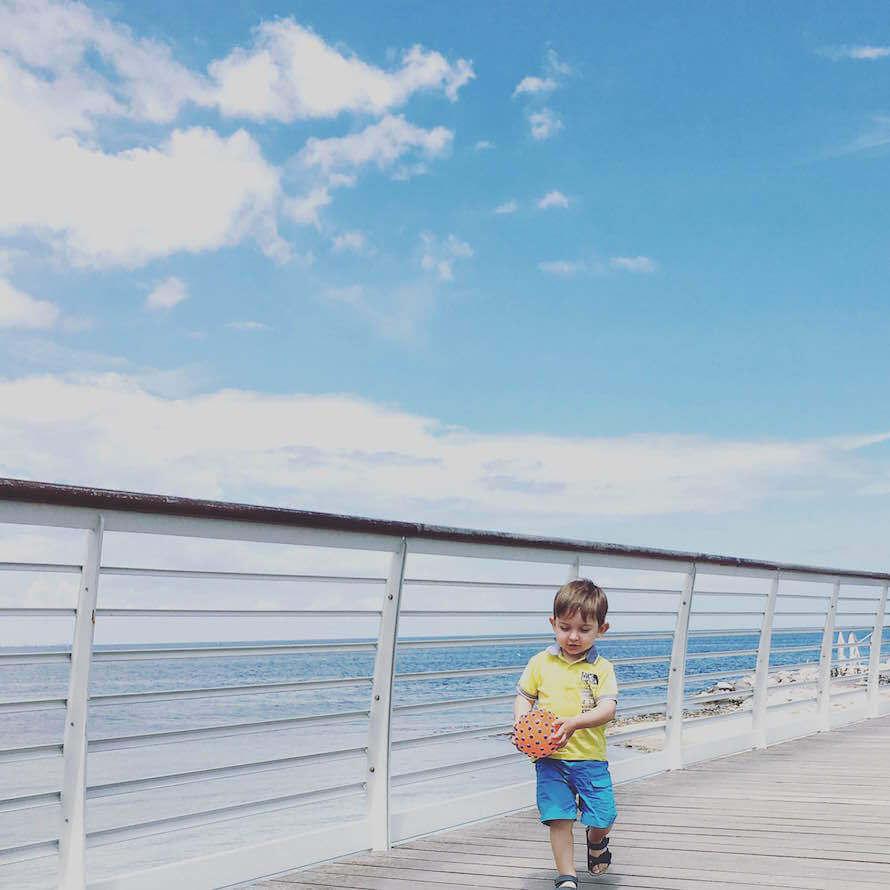 Brums Collezione moda bambino vacanze estate