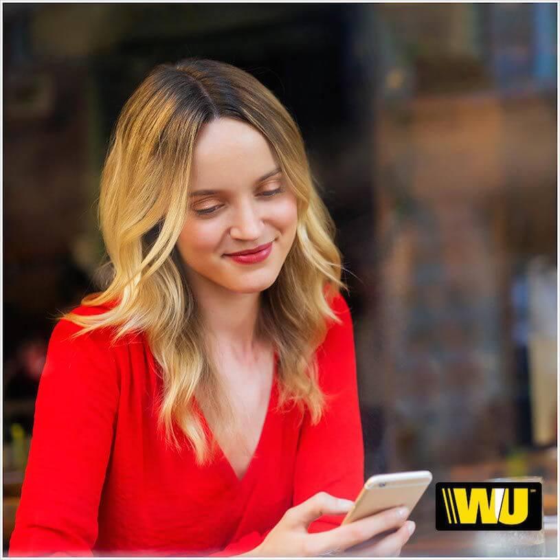 Trasferire denaro Western Union