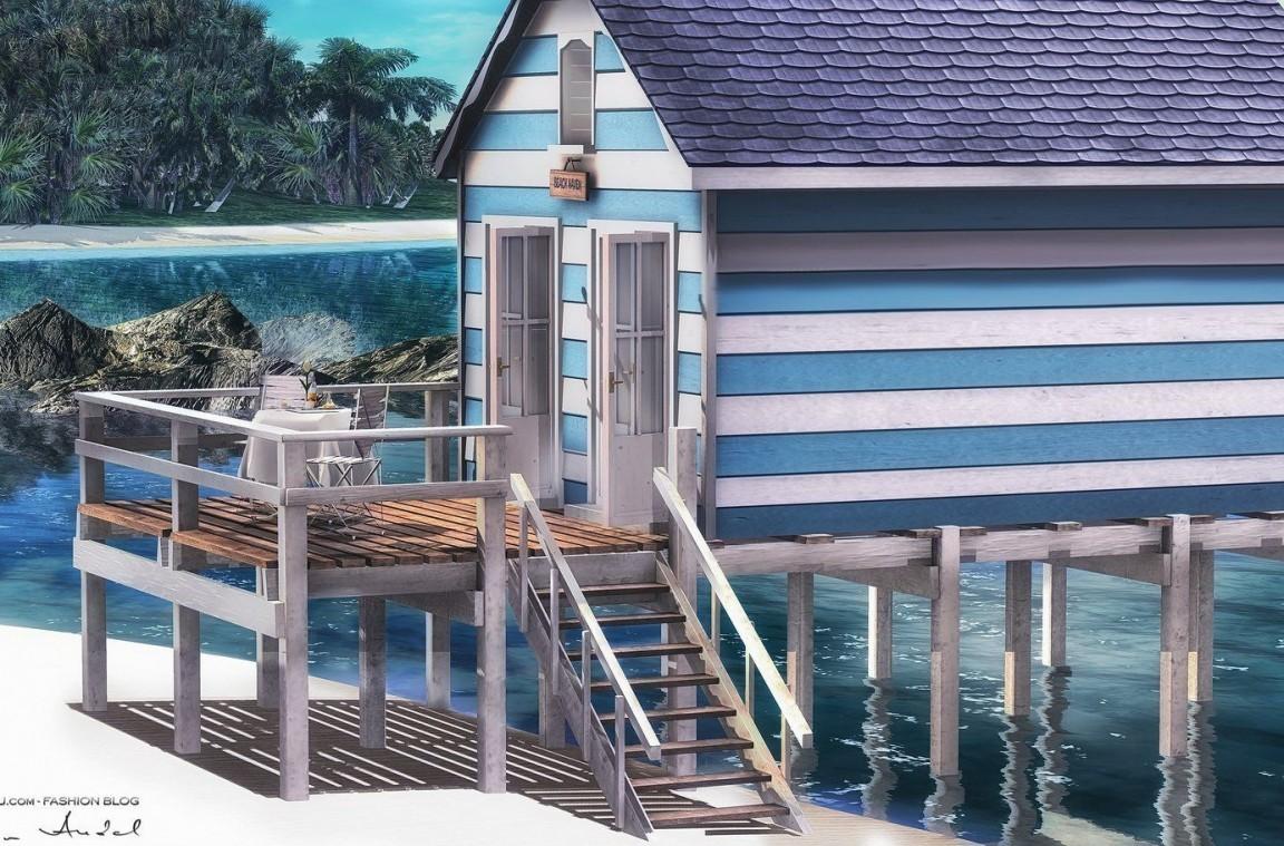 Chiudere Casa Prima Delle Vacanze : Come arredare la casa delle vacanze al mare chizzocute
